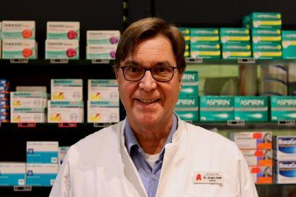 Dr. Jürgen Haab, Nordring Apotheke Tübingen